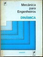 Livro Mecânica para Engenheiros - Dinâmica Autor Ferdinand L. Singer (1978) [usado]