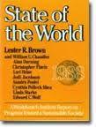 Livro State Of The World 1988 Autor Lester R. Brown e Outros (1988) [usado]