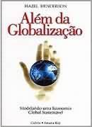 Livro Além da Globalização Autor Hazel Henderson (2010) [usado]