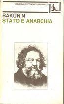 Livro Stato e Anarchia Autor Michail Aleksandrovic Bakunin (1980) [usado]