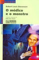Livro o Médico e o Monstro - Série Reencontro Autor Robert Louis Stevenson (1997) [usado]
