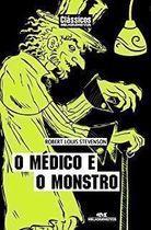 Livro o Médico e o Monstro_clássicos Melhoramentos Autor Robert Louis Stevenson (2013) [usado]