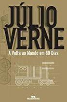 Livro a Volta ao Mundo em 80 Dias Autor Júlio Verne (2012) [usado]