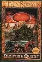 Livro Deltora Quest: o Lago das Lágrimas Autor Emily Rodda (2005) [usado]