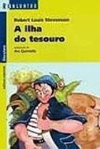 Livro a Ilha do Tesouro. Reencontro Literatura Autor Robert Louis Stevenson (2010) [usado]