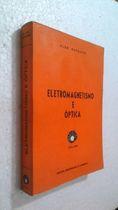 Livro Eletromagnetismo e Óptica Autor Gleb Wataghin (1974) [usado]