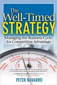 Livro The Well-timed Strategy Autor Peter Navarro (2006) [usado]