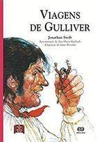 Livro Viagens de Gulliver Autor Jonathan Swift, James Riordan (adaptação) (2014) [usado]