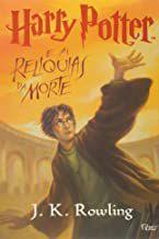 Livro Harry Potter e as Relíquias da Morte Autor J. K. Rowling (2007) [usado]