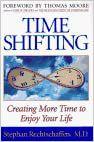 Livro Time Shifting Autor Stephan Rechtschaffen (1996) [usado]