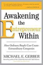 Livro Awakening The Entrepreneur Within Autor Michael E. Gerber (2008) [usado]