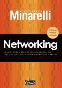 Livro Networking - 7ª Ed. Autor José Augusto Minarelli (2010) [usado]