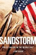 Livro Sandstorm Autor Leon Hadar (2005) [usado]
