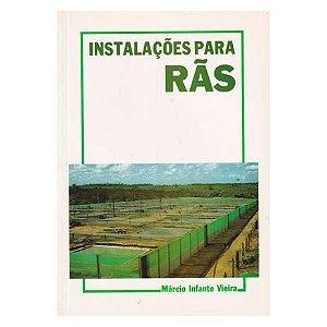 Livro Instalações para Rãs Autor Márcio Infante Vieira (1986) [usado]