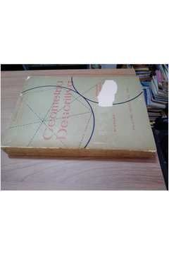 Livro Geometria Descritiva Autor Álvaro J. Rodrigues (1964) [usado]