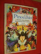 Livro Pinocchio Autor Carlo Collodi, James Riordan (retold) (1988) [usado]