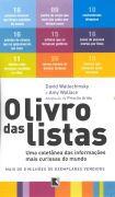 Livro o das Listas Autor David Wallechinsky (2006) [novo]