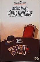 Livro Várias Histórias - Série Bom Autor Machado de Assis (2004) [usado]
