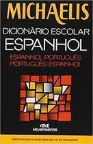 Livro Michaelis. Dicionário Escolar Espanhol Autor Helena Bonito Couto Pereira (2005) [usado]