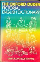 Livro The Oxford Duden Pictorial English Dictionary Autor Oxford University Press (1985) [usado]