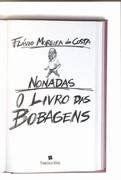 Livro Nonadas o das Bobagens Autor Flávio Moreira da Costa (2000) [usado]