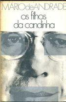 Livro os Filhos da Candinha Autor Mário de Andrade (1976) [usado]