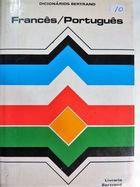 Livro Dicionários Bertrand Francês Português Autor Domingos de Azevedo, Jean Rousé, E. Cardoso (1986) [usado]