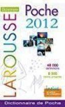 Livro Larousse de Poche 2012 Fl (french Edition) Autor Collectif, Larousse Staff (2011) [usado]