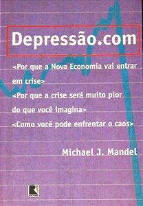 Livro Depressão. com Autor Michael J. Mandel (2001) [usado]