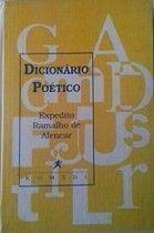 Livro Dicionário Poético Autor Expedito Ramalho de Alencar (1989) [usado]