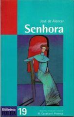 Livro Senhora Autor José de Alencar (1997) [usado]