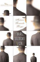 Livro Braz, Quincas & Cia Autor Antonio Fernando Borges (2002) [usado]