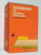 Livro Dicionário de Português Espanhol Autor Julio Martínez Almoyna (1999) [usado]