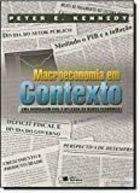 Livro Macroeconomia em Contexto Autor Peter E. Kennedy (2010) [usado]
