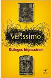 Livro Diálogos Impossíveis Autor Luis Fernando Verissimo (2012) [usado]