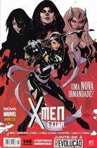 Gibi Nova Marvel - X-men Extra - Volume 11 - Uma Nova Irmandade? Autor G. Willow Wilson Greg Pak, Elliott Kalan (1989) [usado]