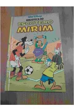 Gibi Biblioteca do Escoteiro Mirim - Volume 5 Autor Walt Disney (1989) [usado]