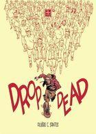 Gibi Drop Dead Autor Aluísio C. Santos (2016) [usado]