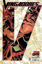 Gibi Vingadores Anual - 2 Autor Joe Casey (2007) [usado]