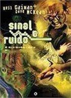 Gibi Sinal e Ruído-edição Especial Autor Neil Gaiman, Dave Mckean (2011) [usado]