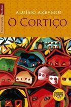 Livro o Cortiço Autor Aluísio Azevedo (2010) [usado]
