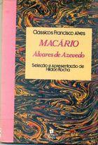 Livro Macário Autor Álvares de Azevedo (1987) [usado]