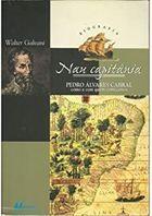 Livro Nau Capitânia_pedro Álvares Cabral Autor Walter Galvani (2000) [usado]
