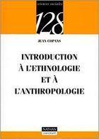 Livro Introduction À Lethnologie Et À Lanthropologie Autor Jean Copans (1996) [usado]