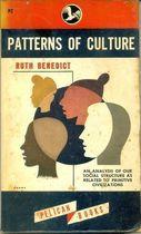 Livro Patterns Of Culture Autor Ruth Benedict (1946) [usado]