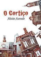 Livro o Cortiço Autor Aluísio Azevedo (2012) [usado]