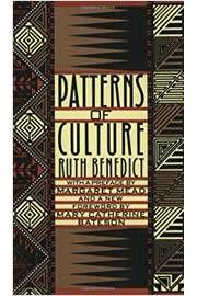 Livro Patterns Of Culture Autor Ruth Benedict (1989) [usado]