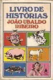 Livro de Histórias Autor João Ubaldo Ribeiro (1981) [usado]