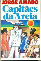 Livro Capitães da Areia Autor Jorge Amado (1992) [usado]