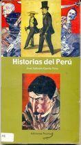 Livro Historias Del Perú Autor José Antonio García Vera (2001) [usado]